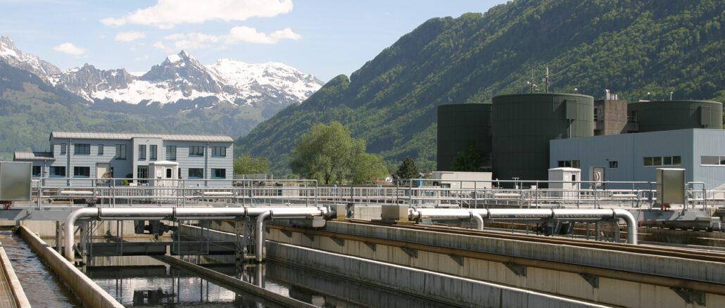 Umweltverschmutzung durch defekte Abwasserleitungen