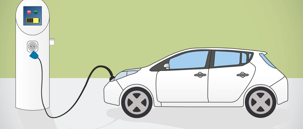 Finanzierung eines Elektroautos