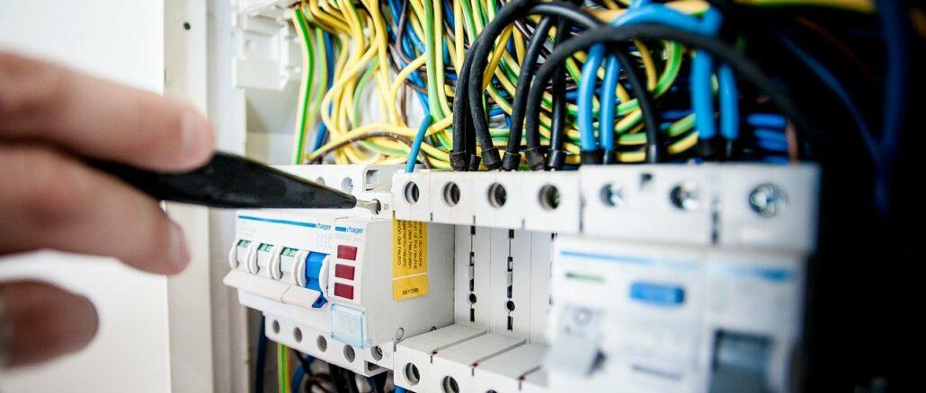 Informationen zum Arbeitsschutz in elektrischen Anlagen