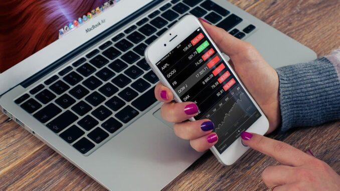 Aktien online zu kaufen ist günstiger