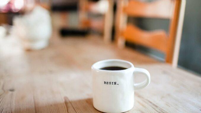 Morgen Kaffee